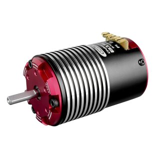 Team Corally C-61201 Dynotorq 815 - Moteur Brushless Sensored 1/8 de compétition - 4-Poles - Turns 2D - 2150 KV